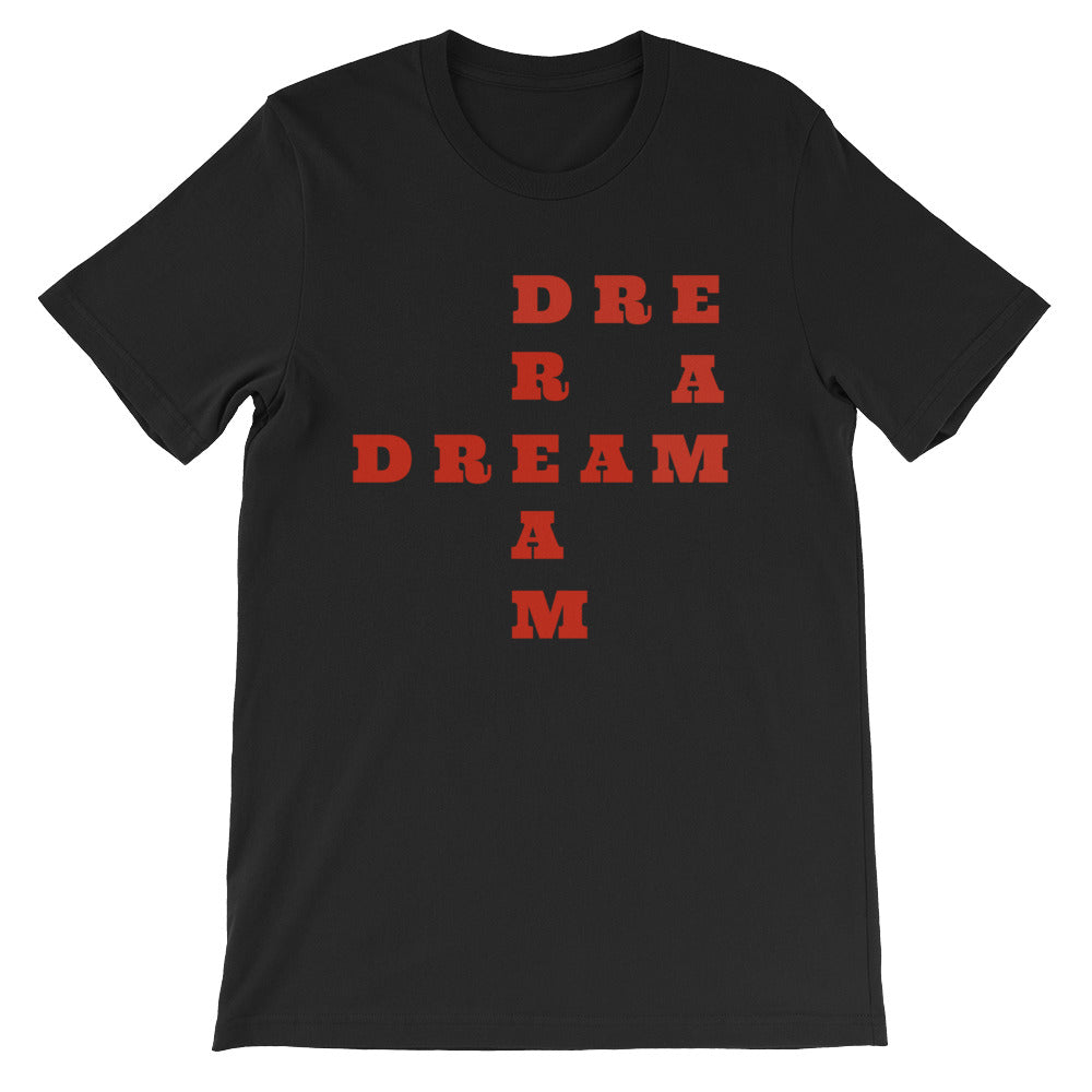 DREAM Red Letter Tee (3 colors available)