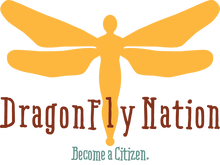 DragonFly Nation: Become a Citizen design.