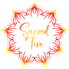 Sacred Fire design from The BhakTee Life