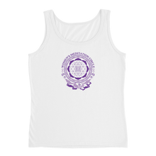 Sarasota Women's Meditation Circle Women's Tank from The BhakTee Life Brand.