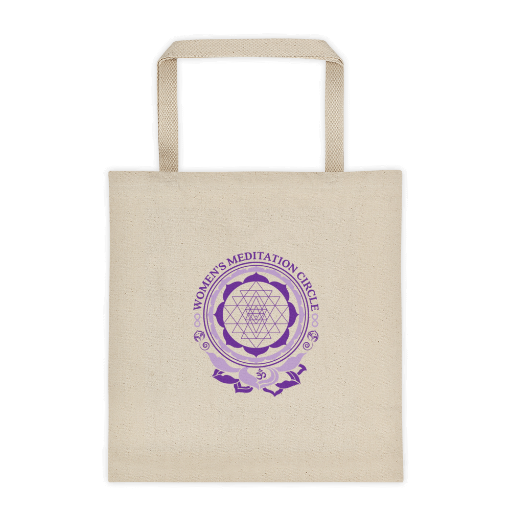 Sarasota Women's Meditation Circle Tote bag