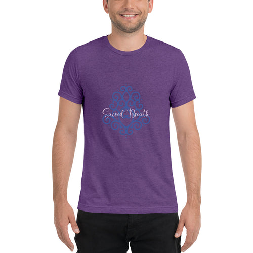 Sacred Breath Short Sleeve Tee Shirt