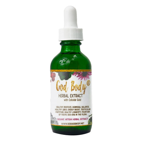 GodBody® Herbal Extract