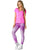 Pink Exercise Clothes for Women