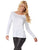 LONG SLEEVE SHIRT VESTEM 147 COSMOPOLITAN WHITE