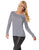 LONG SLEEVE SHIRT VESTEM 147 COSMOPOLITAN GREY