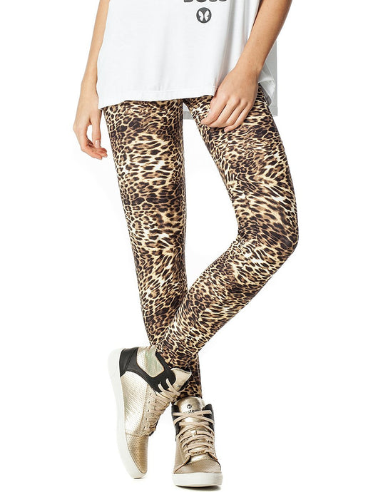 LEGGING 11 YOU BY YOU ANIMAL PRINT