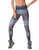 Vestem Fuso 11 Frufru Gray Printed Leggings