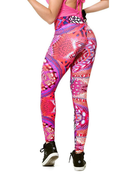 LEGGING 206 YOU BY YOU DIGITAL PINK
