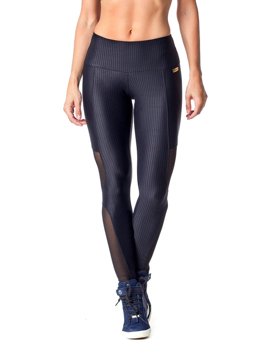 LEGGING 329 IMPACT BLACK