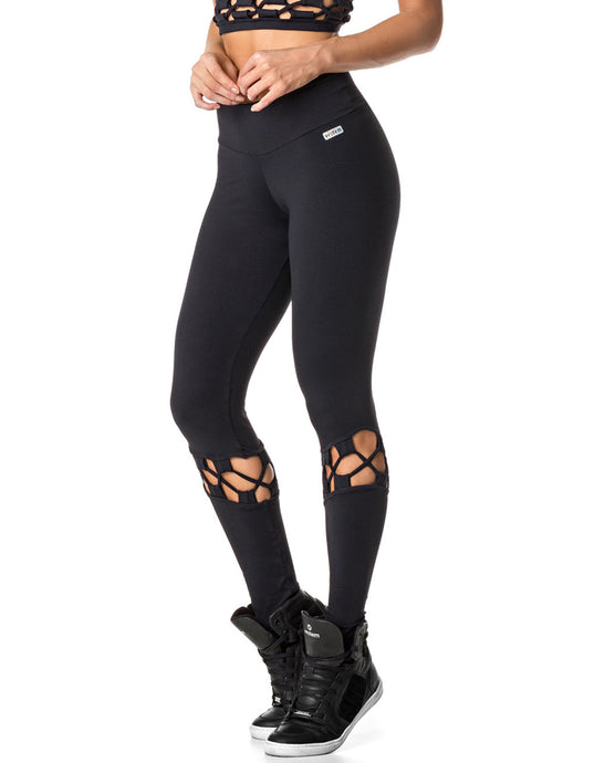 LEGGING 397 STARDUST BLACK