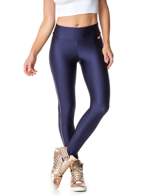 LEGGING 415 FLASH NAVY BLUE