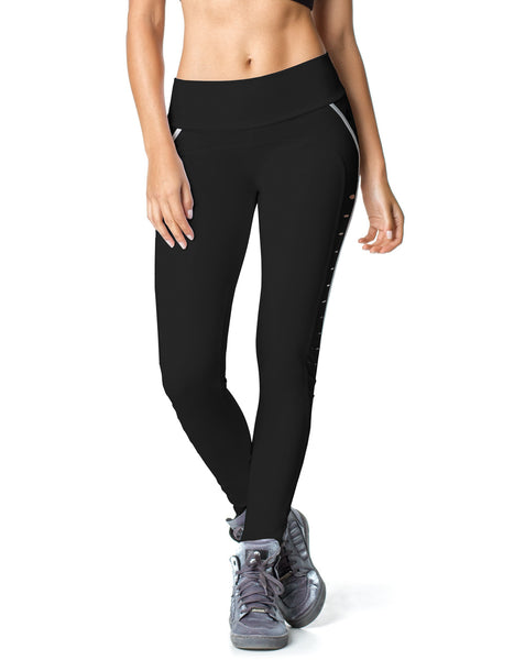 LEGGING  451 BEAT BLACK