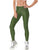 Militar Print Basic Fuso Leggings