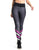 Street Fuso Sublimated Black Leggings
