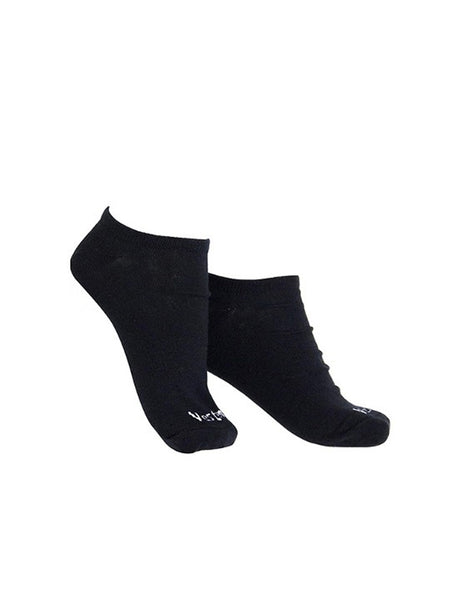 SOCKS 01 LOW RISE BLACK