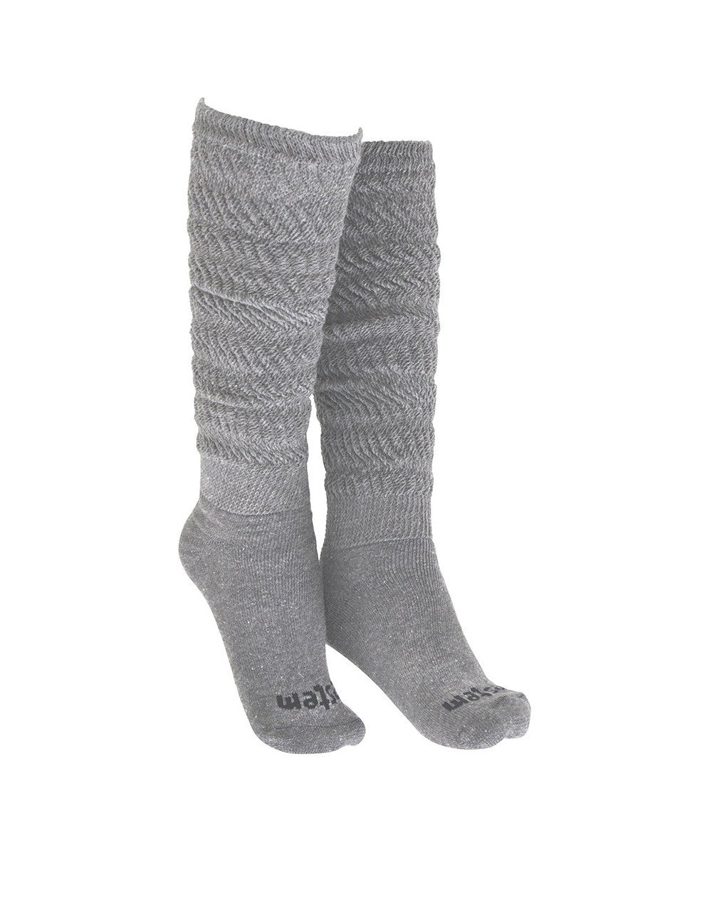 SOCKS 04 AEROBIC LONG GREY
