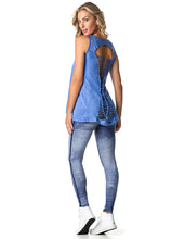 TANK TOP 241 SAINT TROPEZ ROYAL BLUE
