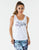 TANK 276 FRESH CROSS FASHION WHITE
