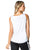 White Be Your Own Muse Tank Top