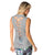 Grey #BeAuthentic Tank Top