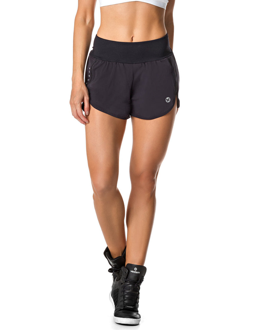 SHORTS 101 VANILLA SKY BLACK