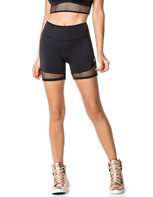 SHORTS 121 FLASH BLACK