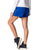 Exercise Sweats Shorts for Women Royal Blue