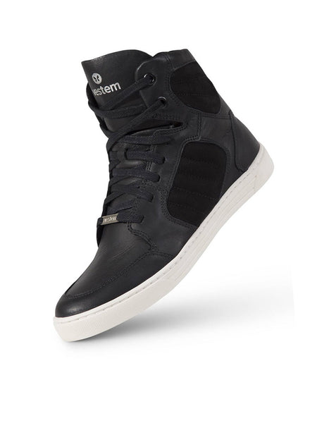 SNEAKERS 04 HIGH TOP BLACK