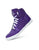 SNEAKERS 04 HIGH TOP PURPLE