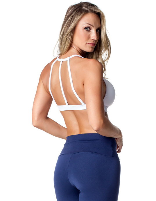 SPORTS BRA 172 ALL YOU NEED WHITE
