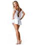 JUMPSUIT COVER-UP 52 IVY WHITE