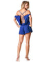 JUMPSUIT COVER-UP 52 IVY ROYAL BLUE