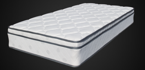 jupiter pillow top mattress