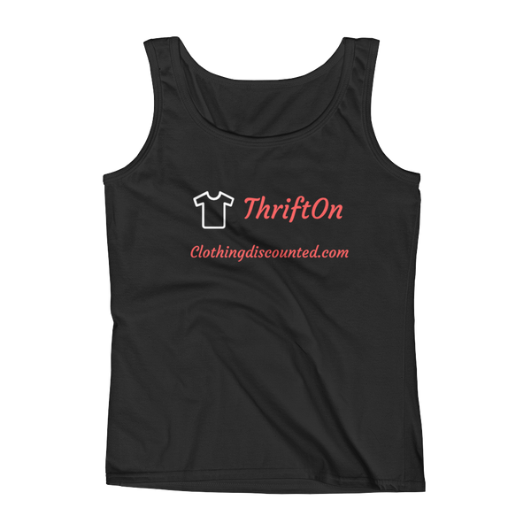 Ladies ThriftOn Tank