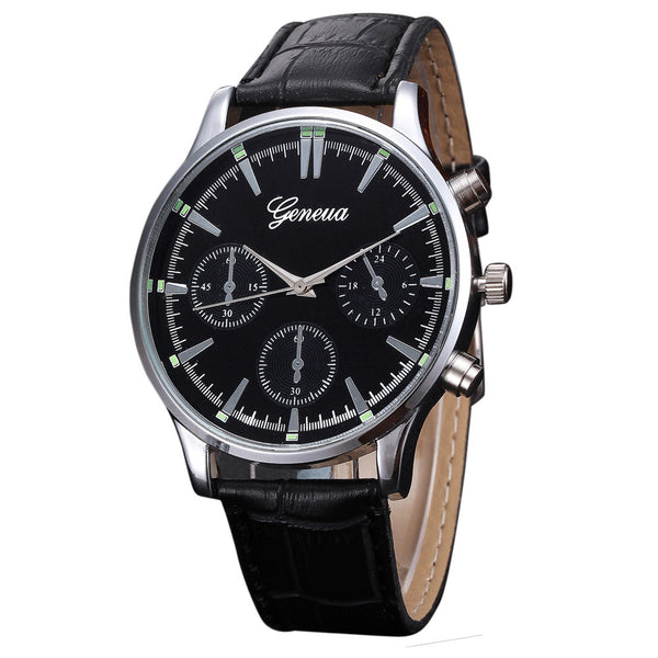 Casual Geneva Quartz Watch
