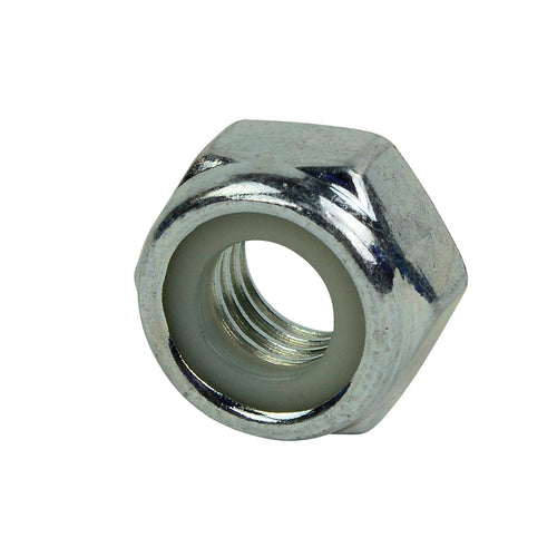 M8 Nylon Lock Nut | Truck Tarps Warehouse