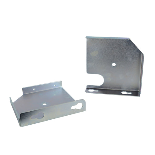 E08 Pull Tarp End Plates (Set) | Truck Tarps Warehouse