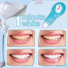 Teeth Whitening Stain Eraser Cotton And Gem