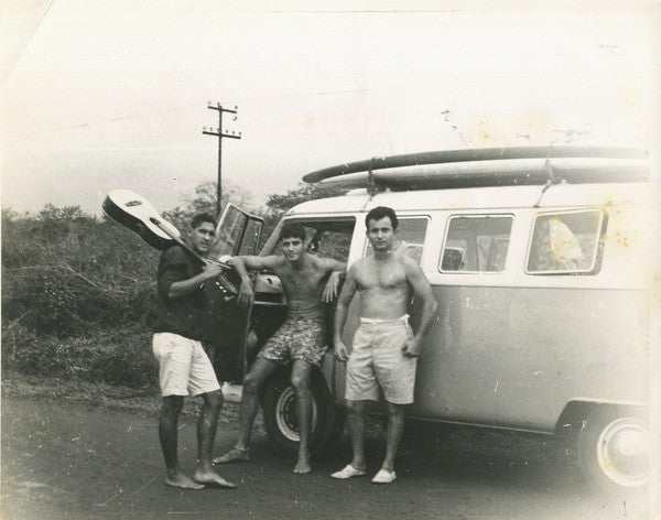 Who is considered the FATHER of SURF in Panama?