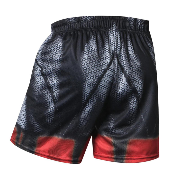 "Superman ""Red"" Shorts"