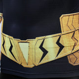 Black Adam Premium Long Sleeve Compression Rash Guard