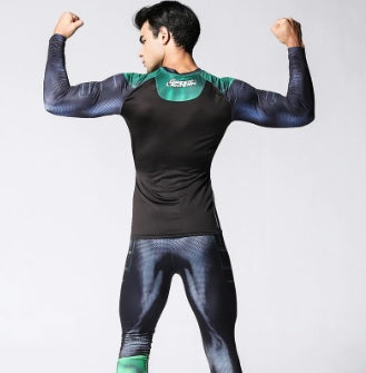 Green Lantern Premium Compression Set