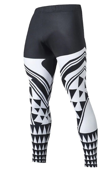 Aquaman 'Dark Tattoo' Compression Leggings Spats