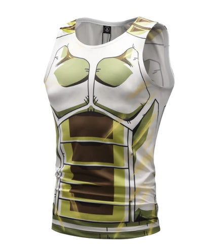 Super Vegeta Dragon Ball Z Tank Top