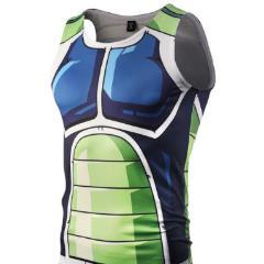 Bardock Dragon Ball Z Compression Tank Top Rash Guard-RashGuardStore