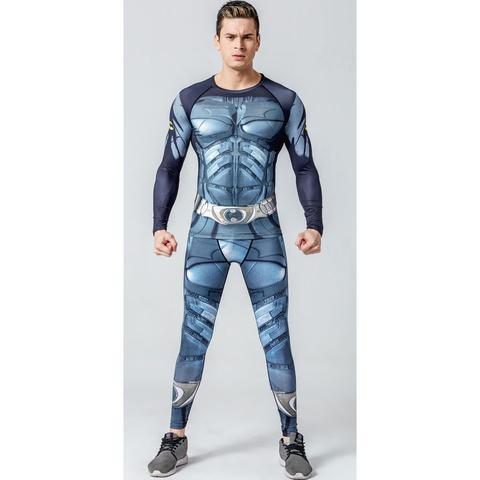 Batman Armor Compression Set-RashGuardStore
