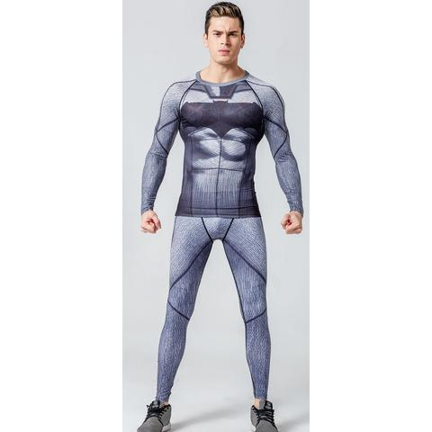 Batman Outsiders Compression Set-RashGuardStore