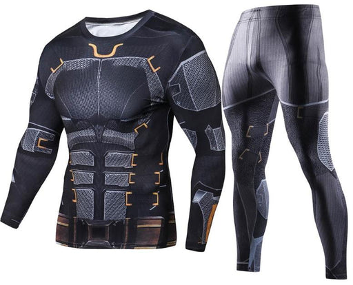 Batman 'Tumbler' Compression Set-RashGuardStore