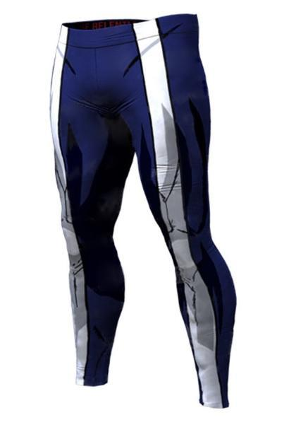 Men's My Hero Academia 'UA Uniform' Leggings Compression Spats-RashGuardStore